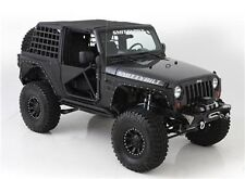 2007-2016 Jeep Wrangler 2 Door XRC Front & Rear Armor Package 76880 & 76881