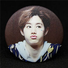 Fashion KPOP GOT7 Mark Badge Brooch Chest Pin Souvenir Gift