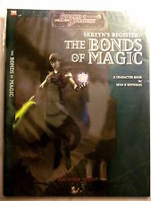 WW #16130 Sword & Sorcery D20 BONDS OF MAGIC (New/NM, 9.4 or better/2002)