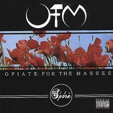 Audio CD The Spore [CD/DVD Combo] - Opiate For The Masses - Free Shipping