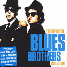 The Definitive Collection by The Blues Brothers (CD, Nov-2004, Wea)