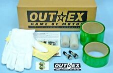 KAWASAKI W650 W800 Spoke Wheel OUTEX Tubeless Conversion Kit