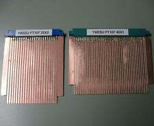 Yaesu FT-107 Transceiver Extender Board Pair Riser KIT FORM