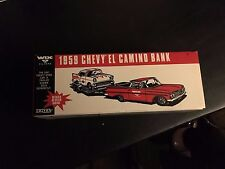 Mint 1994 Wix filters limited edition 1959 Chevy El Camino Bank