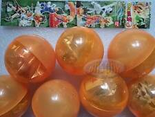 龍珠 Bandai GASHAPON DBZ DragonBall Dragon Ball Z HG Part 2 set of 8