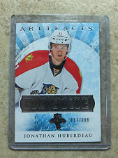 12-13 UD Artifacts Redeemed Rookie #RED210 JONATHAN HUBERDEAU /699