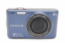 Fujifilm FinePix JX665 16 MP 5x Optical Zoom Digital Camera BLUE