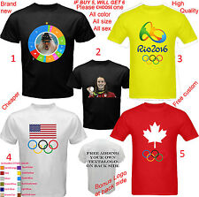 Olympic Games Rio 2016 Michael Phelps PENNY OLEKSIAK Size Adult Kids Babies