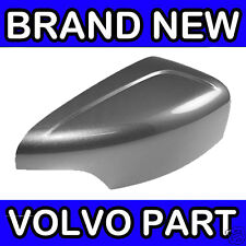 Volvo XC60 (14-) Left Hand Wing Door Mirror Back Cover / Casing (Unpainted)