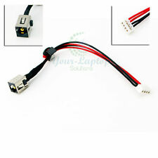 New DC power Jack in cable Harness for TOSHIBA SATELLITE C55 C55-A5284 C55-A5285