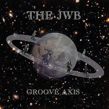 GROOVE AXIS 2010 - THE JWB - 10 TRACK MUSIC CD - BRAND NEW - E587