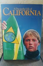 A Day in the Life of California by David Cohen & Rick Smolan 1988 Oversized