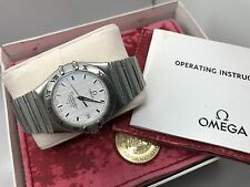 OMEGA CONSTELLATION AUTO LIMITED EDITION SS MEN WATCH