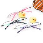 Kids Boys Girls Children Clear Lens Eyeglasses Radiation Glasses Nerd Spectacles