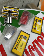 N.O.S kit eclairage SOUBITEZ OPTIQUE PHARE DYNAMO FEU old french vintage bike