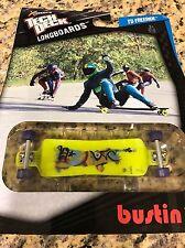 Tech Deck Longboards - Bustin Fingerboard - 120mm Skateboard - NIP Vintage