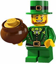 LEGO Series 6 Collectable Minifigure Minifig LEPRECHAUN 8827 NEW UNSEALED