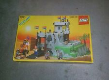 LEGOLAND Lego 6081 King's Mountain Fortress Castle System New in Box NIB Sealed