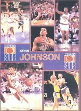 1990 Starline KEVIN JOHNSON Suns Monster Poster MINI Promo Piece RARE