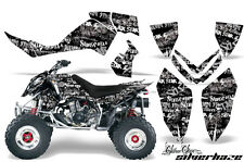 Polaris Outlaw 500/525 ATV AMR Racing Graphics Sticker Kits 06-08 Decals SHAZE B
