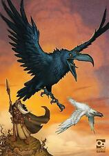 Osprey Games: Odin's Ravens : A Mythical Race Game for 2 Players 1 by...
