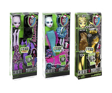 Monster High Create-A-Monster Add-On Set of Harpy, Siren and Bee Accessory Parts