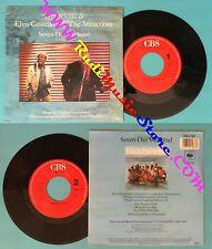 LP 45 7''JIMMY CLIFF & ELVIS COSTELLO AND THE ATTRACTIONS Seven-day no*cd mc dvd