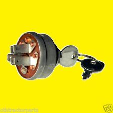 John Deere AM103286, AM32686 Ignition Start Switch 110 112 140 210 212 314 400