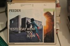 FEEDER - YESTERDAY WENT TOO SOON cd2 (3 track CD single)