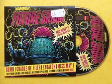 METAL HAMMER - FUTURE SHOCK - Down, Cradle Of Filth etc. - 15 Track Promo