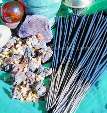 BAYBERRY - 20 x HAND ROLLED INCENSE STICKS - Wicca Pagan Witch Goth Spell