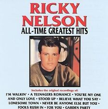 Ricky Nelson, Rick Nelson - Greatest Hits [Capitol 1990], Excellent