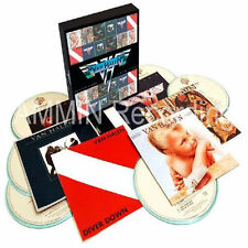 VAN HALEN - Studio Albums 1978-1984 - 6 CD BOX SET - DAVID LEE ROTH YEARS