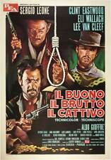 """The Good, The Bad and The Ugly Poster [Licensed-NEW-USA] 27x40"""" Theater Size ITL"""