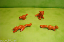 Playmobil : Lot de petits animaux playmobil / animal