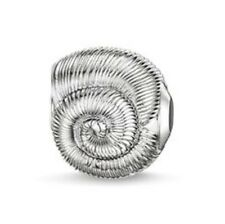 New THOMAS SABO Sterling Silver Spiral Shell Karma Bead K0150 £45.00