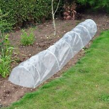 3m Allotment Plant Protector Garden POLY polythene grow Tunnel Mini Greenhouse