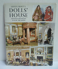 Queen Mary's Dolls' House - Pitkin Book dated 1967 - Queen Doll House