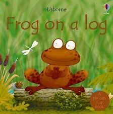 Frog on a Log Phonics Board Books - Cox, Phil Roxbee - Hardcover