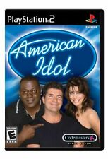 SONY PlayStation 2 PS2 American Idol (COMPLETE)