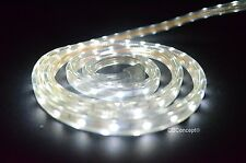 CBConcept® UL Listed,13 Feet,1400 Lumen,Pure White 6000K,120V LED Strip Rope