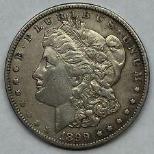 1899 O $1 Morgan Silver Dollar Circulated Coin No Reserve! MD 35