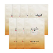 [ETUDE HOUSE] Moistfull Collagen Facial Mask Sheet 7pcs /2016 New/Korea cosmetic