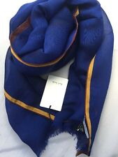 Paul Smith Women Scarf Punk Border Made In Italy