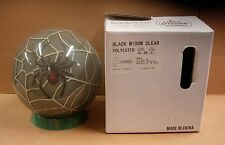 14# 6oz, TW 3.0 NIB Hammer 2007 BLACK WIDOW CLEAR Bowling Ball never drilled