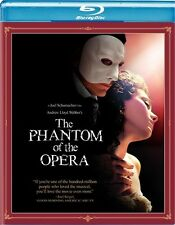 Phantom of the Opera Blu-ray Region A BLU-RAY/WS