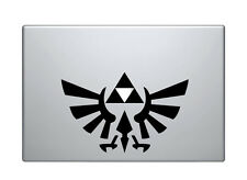 Triforce MacBook Pro / Air 13 Inch Vinyl Decal Sticker