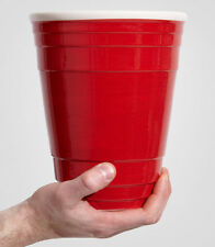 Gigantic Red Solo Cup 32 oz. Beer Party Cup by Big Mouth Toys