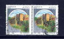 ITALIA REP. - 1980 - Castelli d'Italia - 450 L. - Castello di Bosa