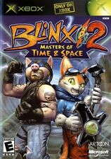 Blinx 2: Masters of Time & Space - Original Xbox Game